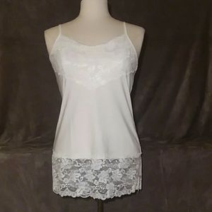 Off White Lace Top by Studio Y